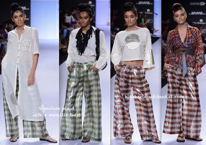 Lakme Fashion Week Summer:Resort 2014- Asmita Marwa-1