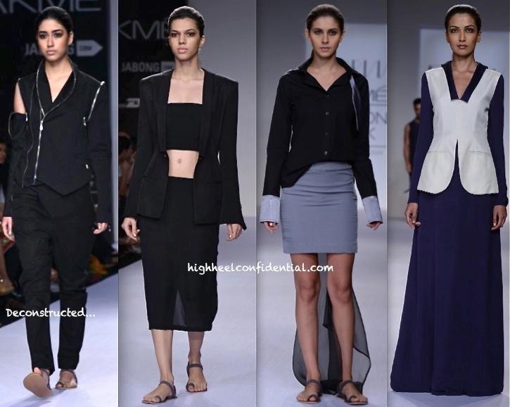Lakme Fashion Week Summer:Resort 2014- DRVV By Dhruv Kapur-1