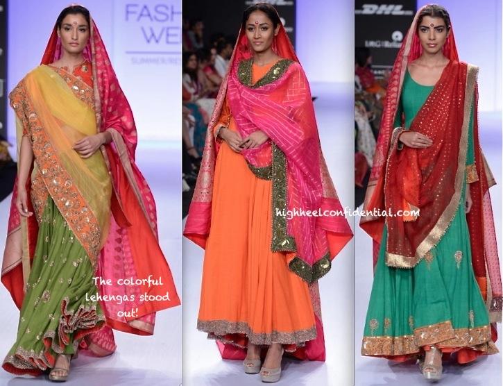 Lakme Fashion Week Summer:Resort 2014- Gaurang-1