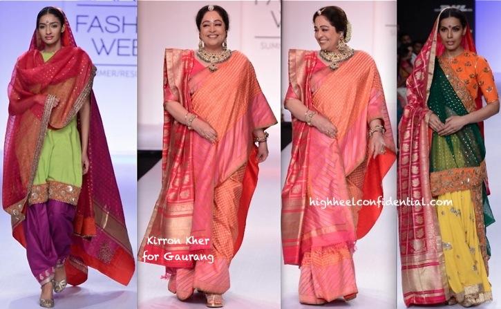 Lakme Fashion Week Summer:Resort 2014- Gaurang-4