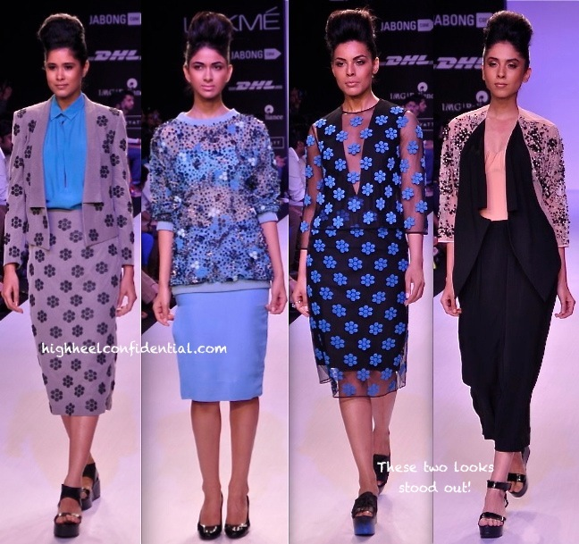 Lakme Fashion Week Summer:Resort 2014- ILK-2