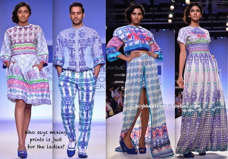 Lakme Fashion Week Summer:Resort 2014- Ken Ferns-2