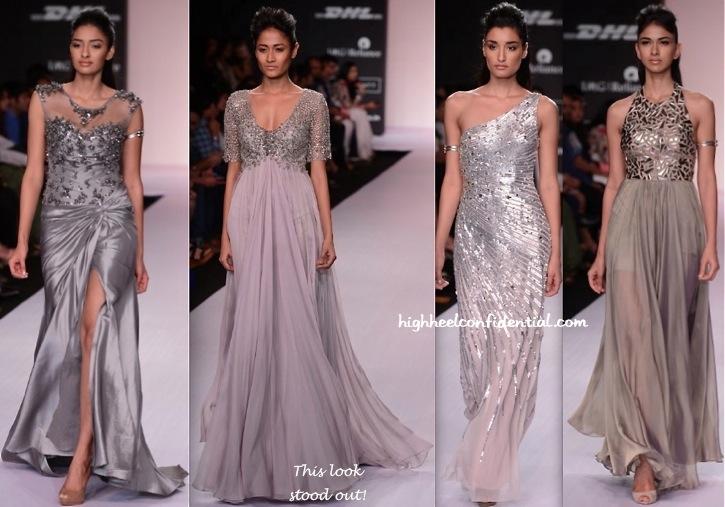 Lakme Fashion Week Summer:Resort 2014- Kommal Sood-1