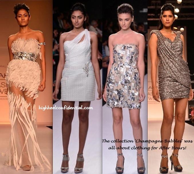 Lakme Fashion Week Summer:Resort 2014- Kommal Sood-2