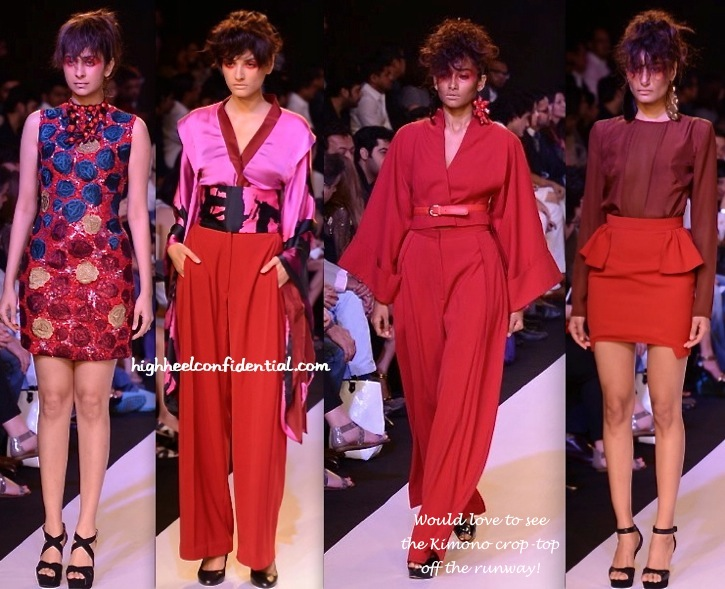 Lakme Fashion Week Summer:Resort 2014- Narendra Kumar-2