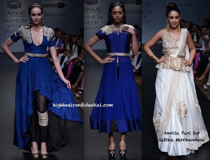 Lakme Fashion Week Summer:Resort 2014- Ritika Mirchandani-2