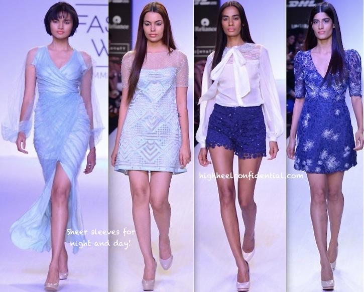 Lakme Fashion Week Summer:Resort 2014- Shehlaa-1