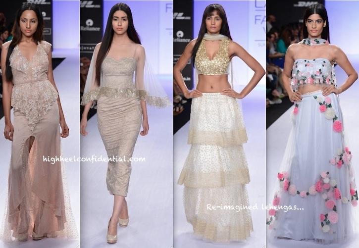 Lakme Fashion Week Summer:Resort 2014- Shehlaa-2