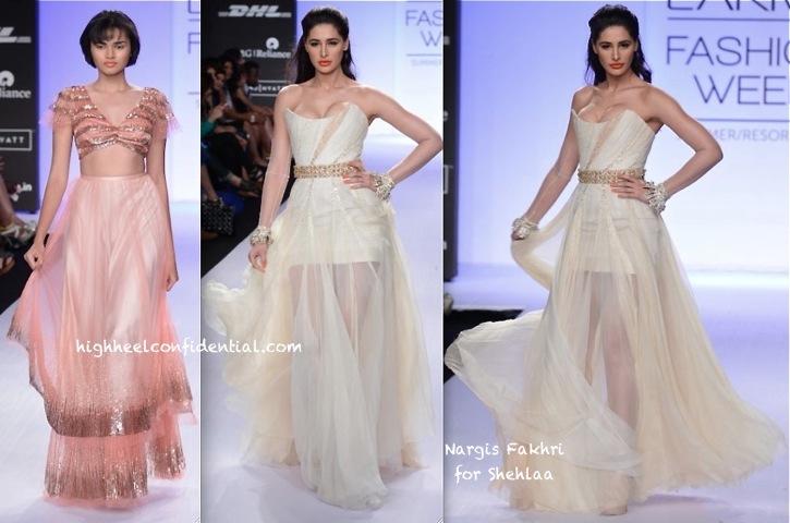 Lakme Fashion Week Summer:Resort 2014- Shehlaa-3