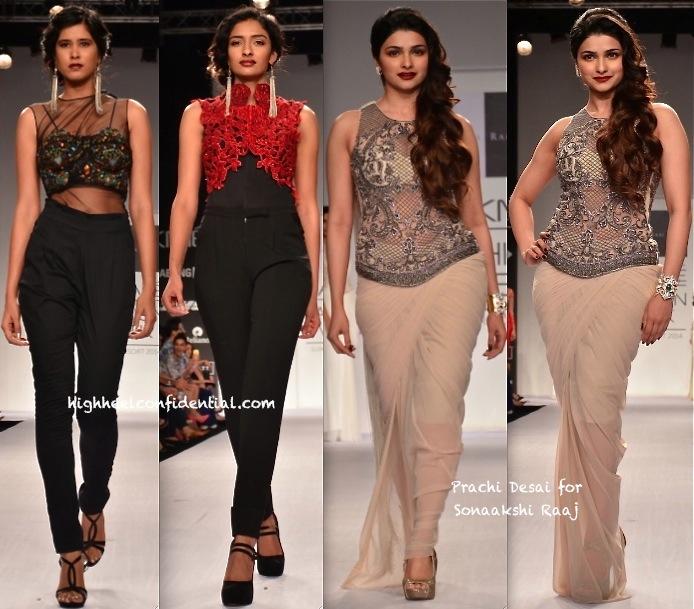 Lakme Fashion Week Summer:Resort 2014- Sonaakshi Raaj-2