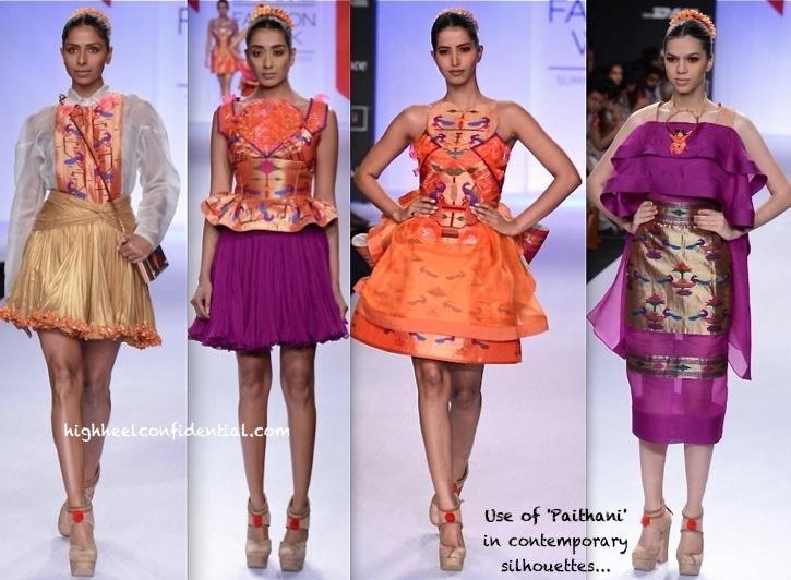 Lakme Fashion Week Summer:Resort 2014- Swapnil Shinde-1