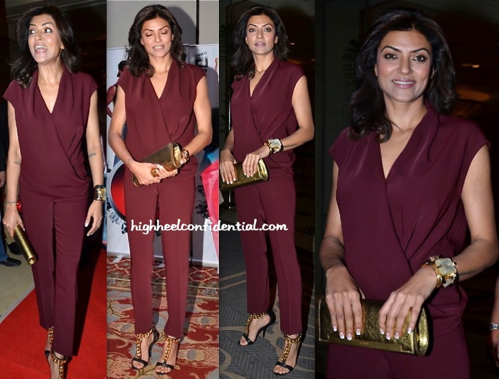 Sushmita Sen At Vashu Bhagnani 25 Years Celebration