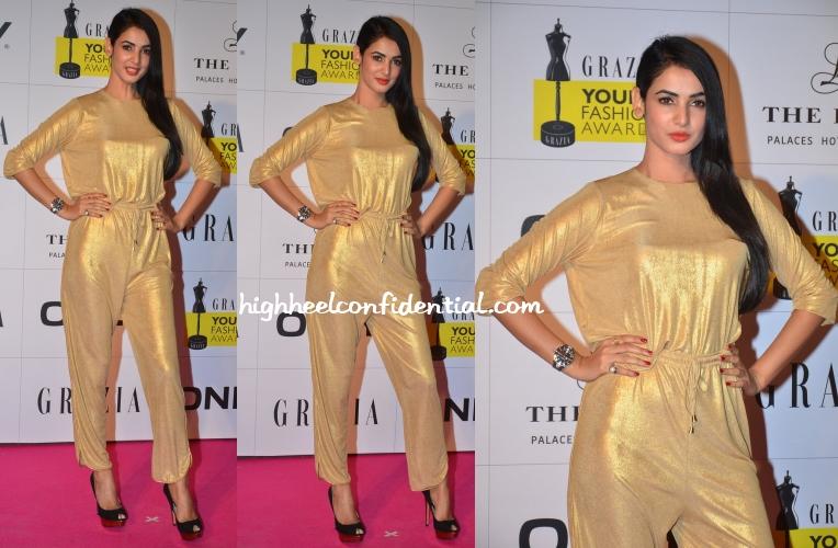 sonal-chauhan-nishka-lulla-grazia-young-fashion-awards-2014
