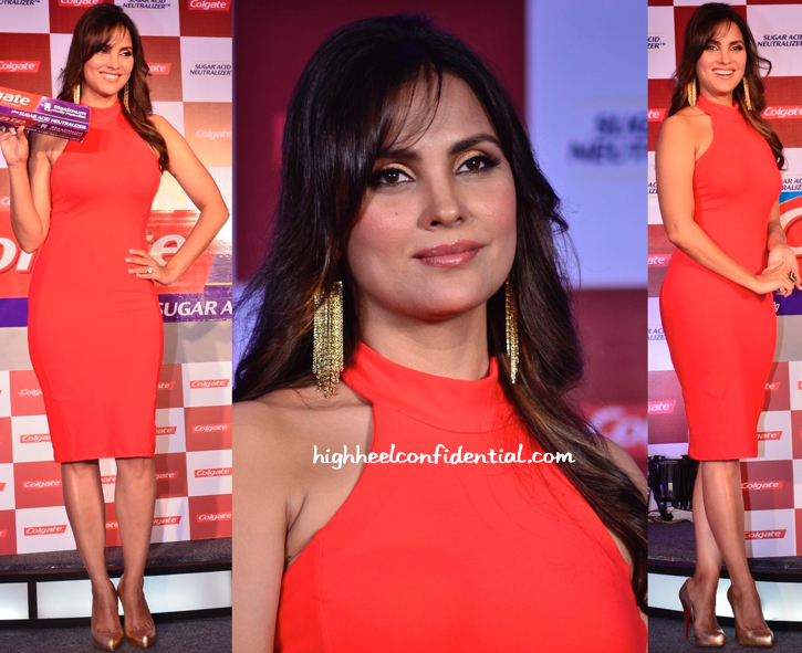 Lara Dutta In Bebe At An Event For Colgate-2