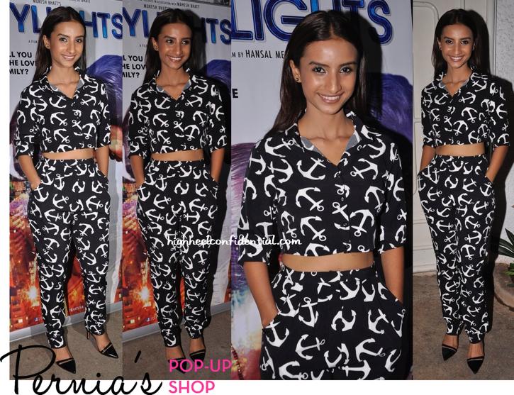Patralekha In Nishka Lulla At 'Citylights' Screening