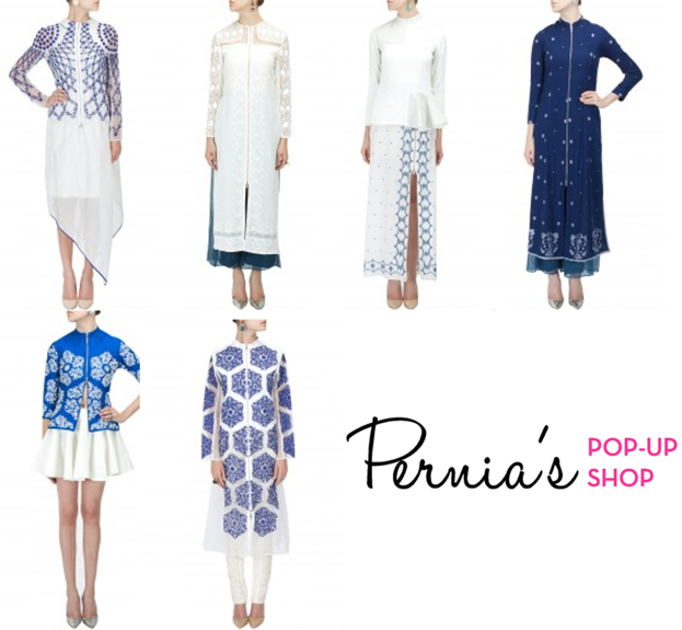 Shop The International Woolmark Prize Winning Rahul Mishra On Pernia's Pop Up Shop Now-1