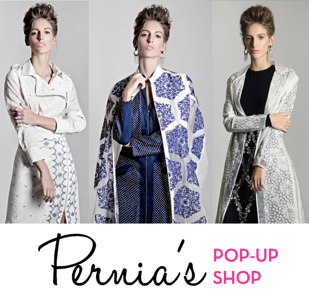 Shop The International Woolmark Prize Winning Rahul Mishra On Pernia's Pop Up Shop Now