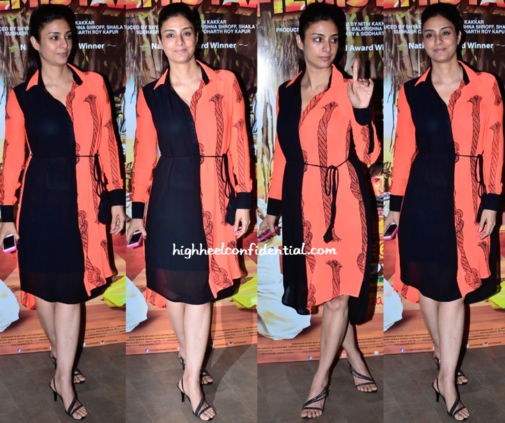 tabu at filmistaan screening