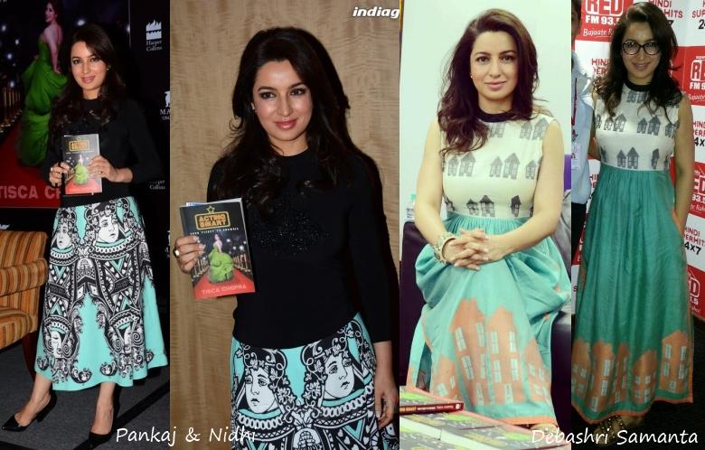 tisca-chopra-book-launch-pankaj-nidhi-debashri-samanta