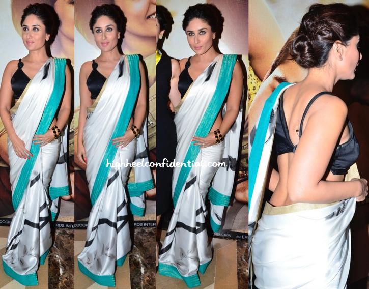 Kareena Kapoor In Satya Paul At 'Lekar Hum Deewana Dil' Album Launch-2