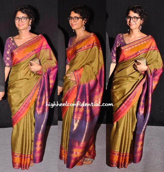 Kiran Rao At Star Pariwar Awards