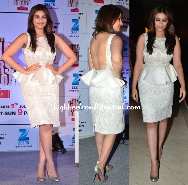 Parineeti Chopra In Varun Bahl At 'Cinestars Ki Khoj' Press Meet-1