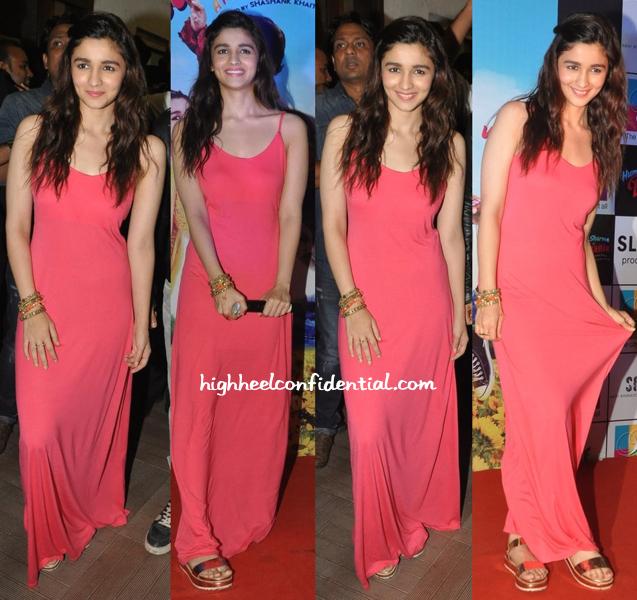 Alia Bhatt At Humpty Sharma Ki Dulhania Promotions-1