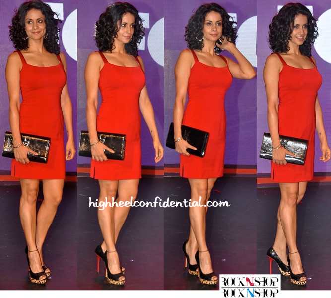 Gul Panag At FoxLife India Party