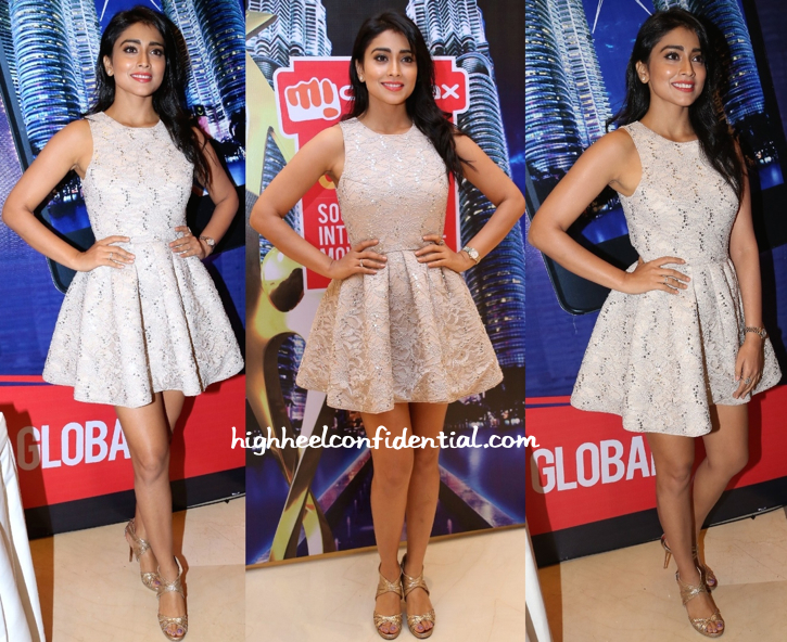 Shriya Saran At SIIMA Awards 2014 Curtain Raiser-Press Meet-2