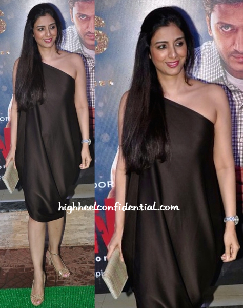 Tabu In James Ferreira At 'Ek Villain' Success Bash
