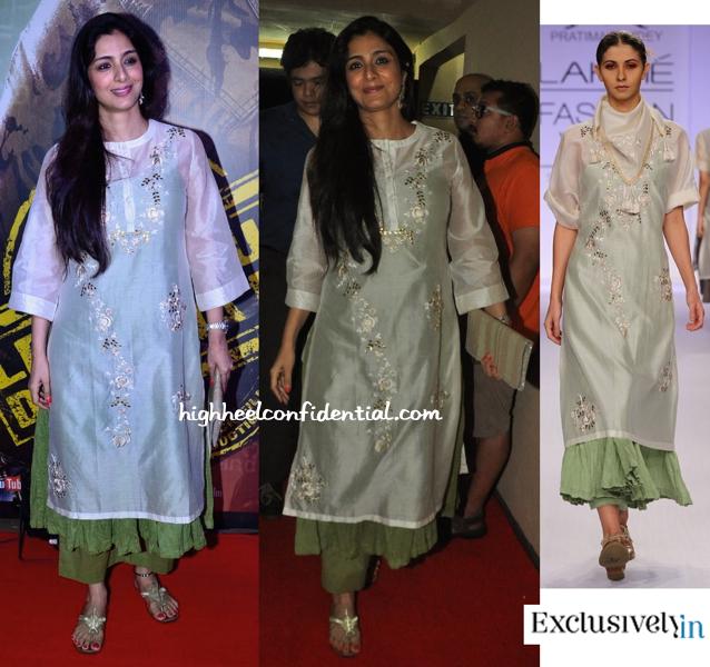 Tabu In Prama By Pratima Pandey At Lekar Hum Deewana Dil Premiere