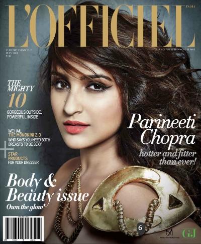 lofficiel-parineeti-chopra-felix-bandish-july-2014