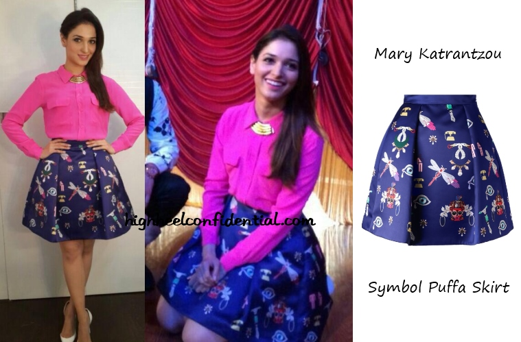 tamannaah-mary-katrantzou-entertainment-promotions