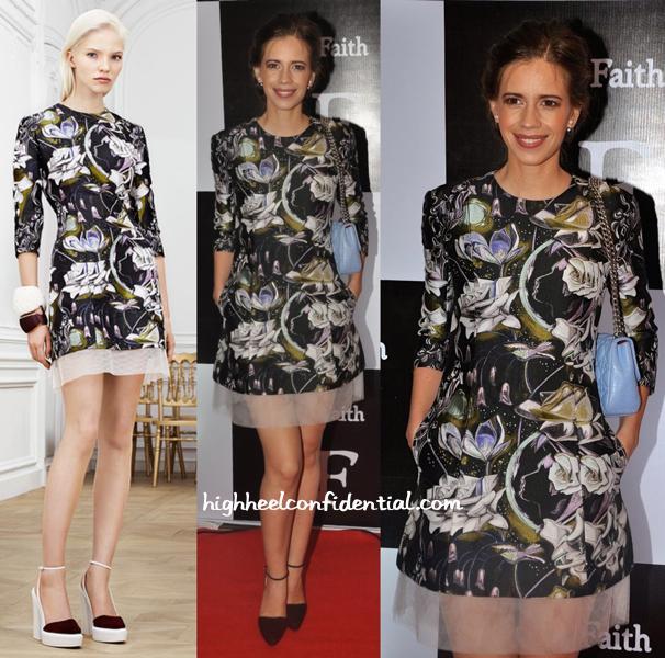 Kalki Koechlin In Dior At Noble Faith Launch-1