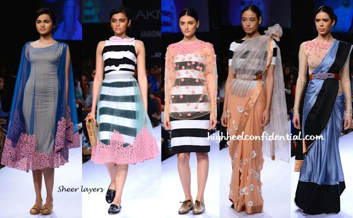 Lakme Fashion Week Winter-Festive 2014- Frou Frou By Archana Rao-2
