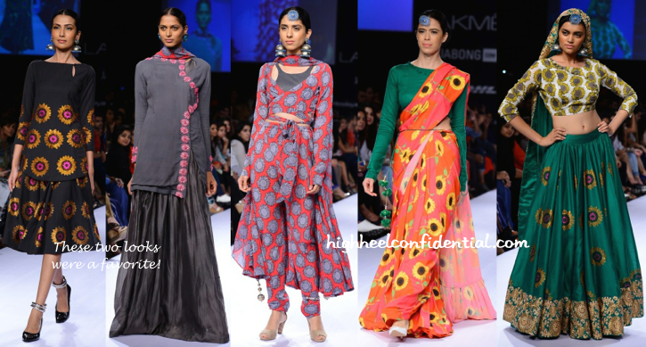 Lakme Fashion Week Winter-Festive 2014- Surendri-2