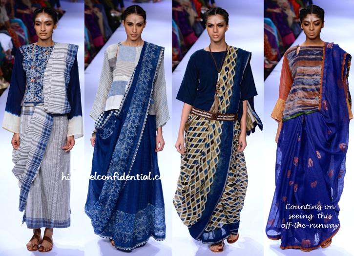 Lakme Fashion Week Winter:Festive 2014- Anavila-1