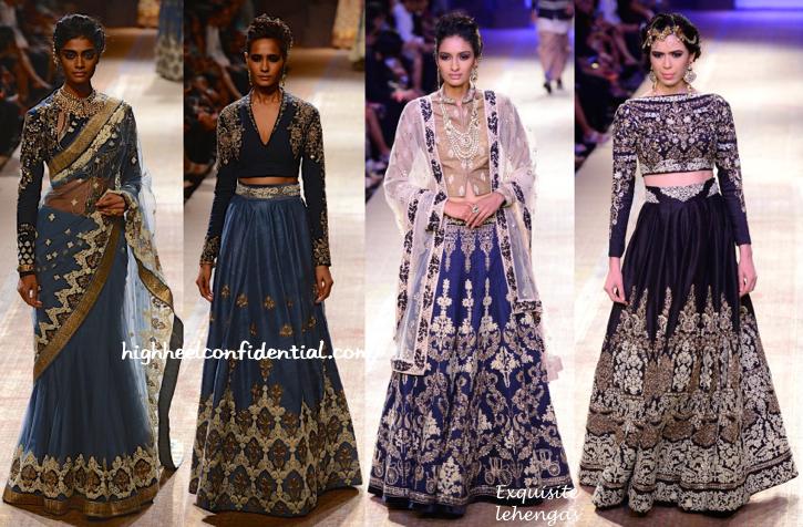 Lakme Fashion Week Winter:Festive 2014- Anju Modi-3