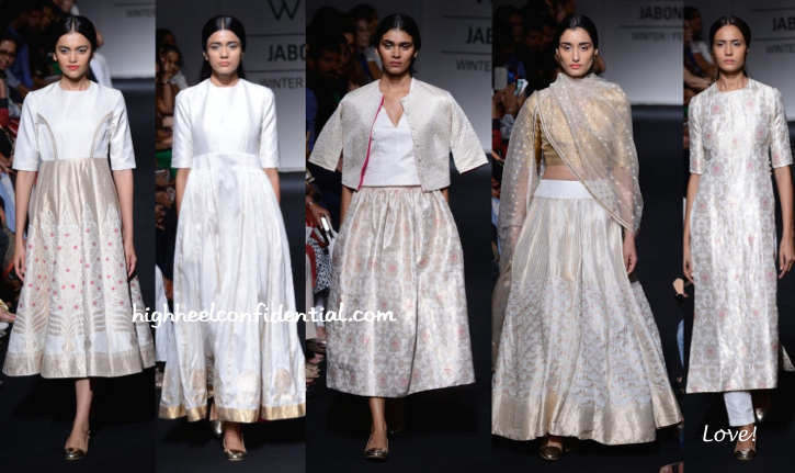Lakme Fashion Week Winter:Festive 2014- Sanjay Garg-1