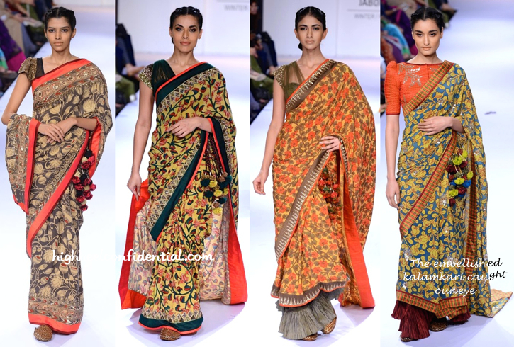 Lakme Fashion Week Winter:Festive 2014- Sashikant Naidu-2
