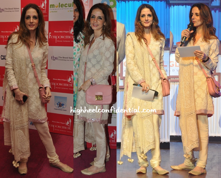 Sussanne Khan At Fempowerment Awards 2014 In Abu Sandeep-1