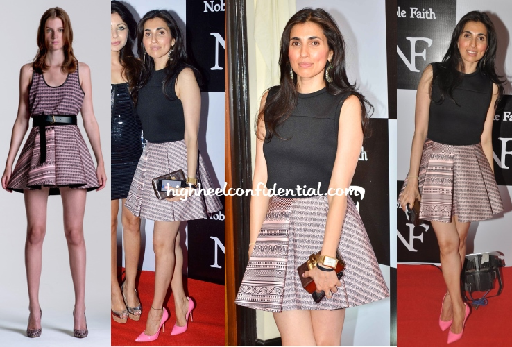 prerna-goel-fausto-puglisi-noble-faith-launch-lanvin