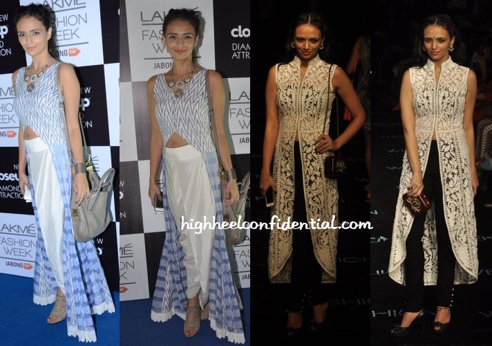 roshni-chopra-lakme-fashion-week-pankaj-nidhi-2014