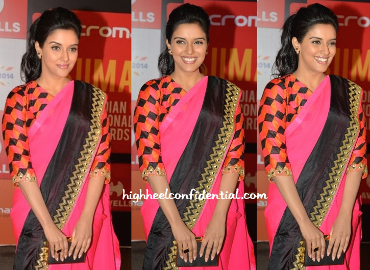 Asin In Arpita Mehta At SIIMA Awards 2014-2