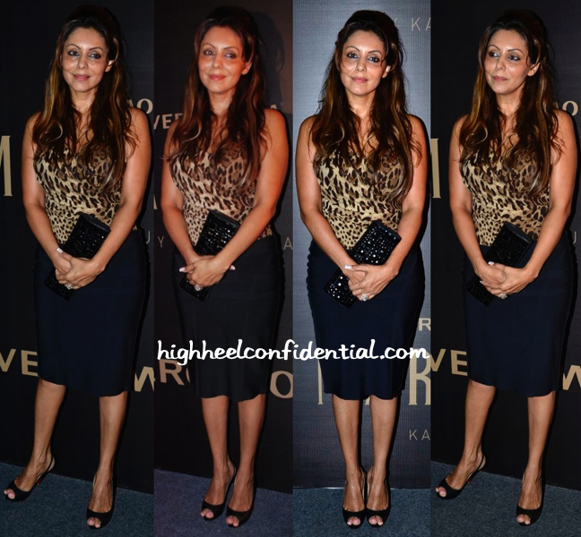 Gauri Khan At Marquee By Karan Johar For Vero Moda Launch-1