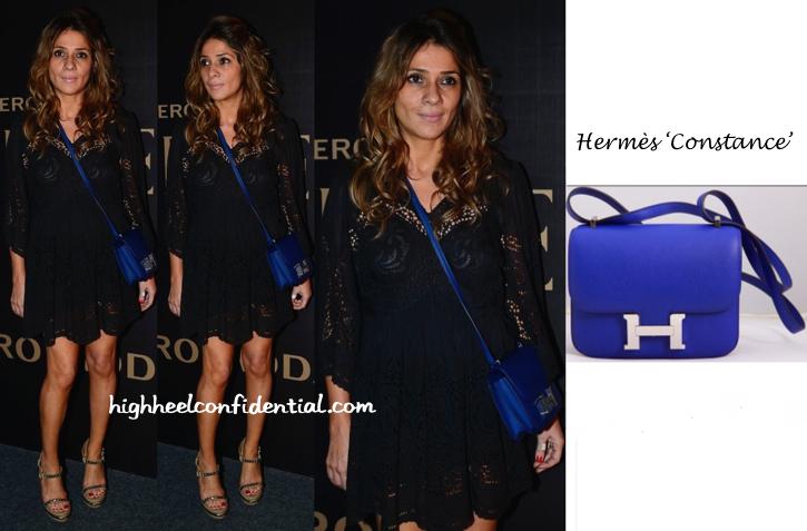 Haseena Jethmalani At Marquee By Karan Johar For Vero Moda Launch