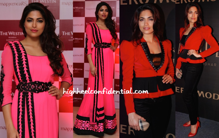 Parvathy Omanakuttan At Marquee By Karan Johar For Vero Moda Launch And At MapxencaRS Launch-1