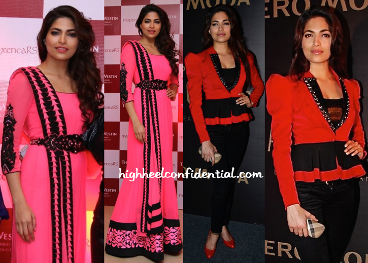 Parvathy Omanakuttan At Marquee By Karan Johar For Vero Moda Launch And At MapxencaRS Launch-2