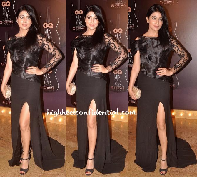 Shriya Saran At GQ Awards 2014-1