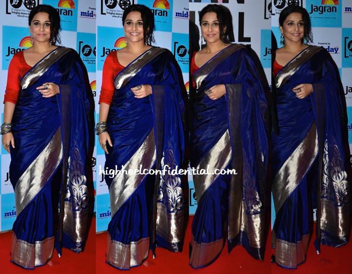 Vidya Balan At 5th Jagran Film Festival Party-1